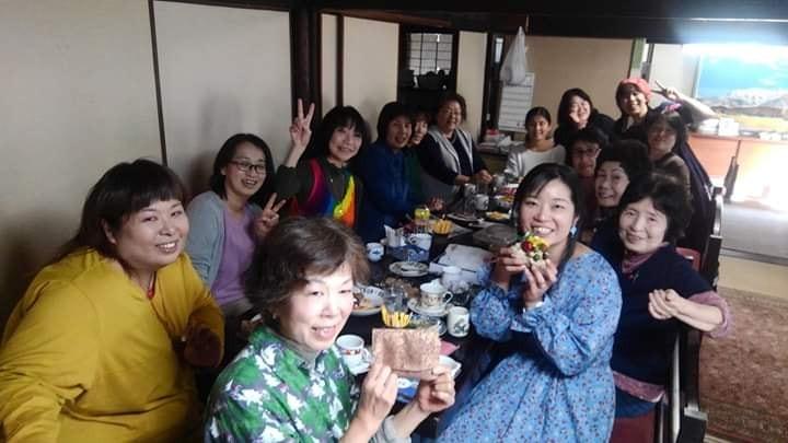 12/17(火)スイーツ会~スイーツ持ち寄ってみんなで食べよう!