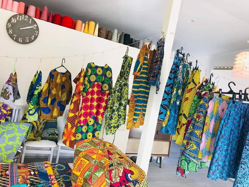 【2/23(日)】セネガルの風をあなたに~jam tun展示販売
