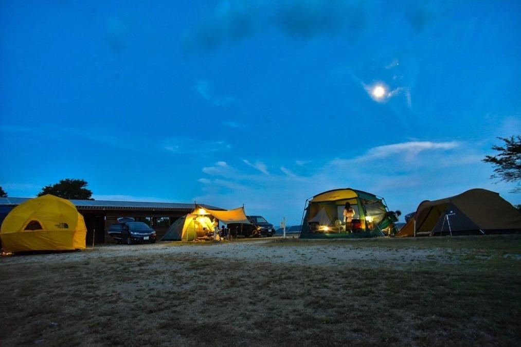 星空感オートキャンプ場