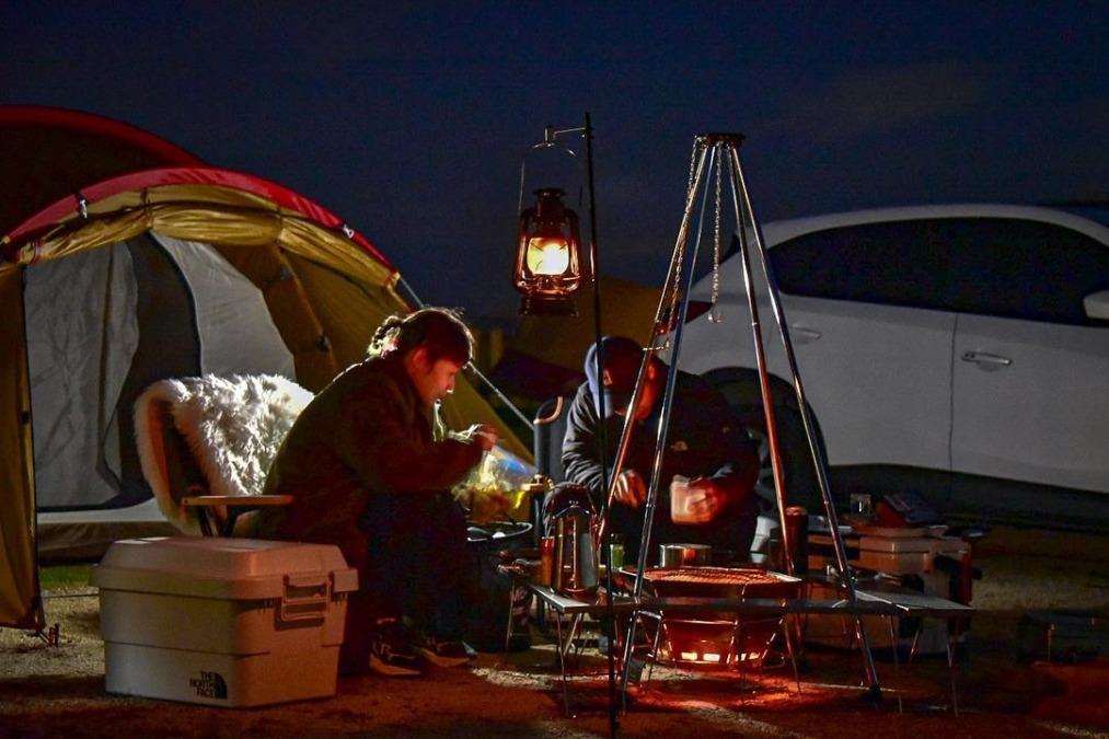 #星空間オートキャンプ場