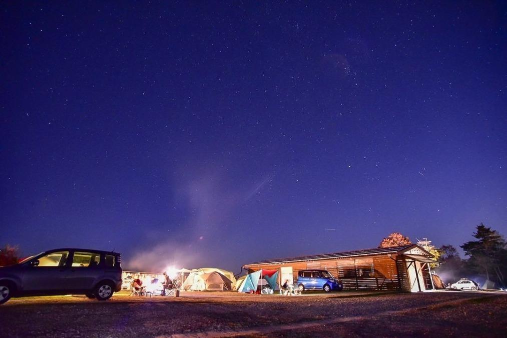 星空感オートキャンプ