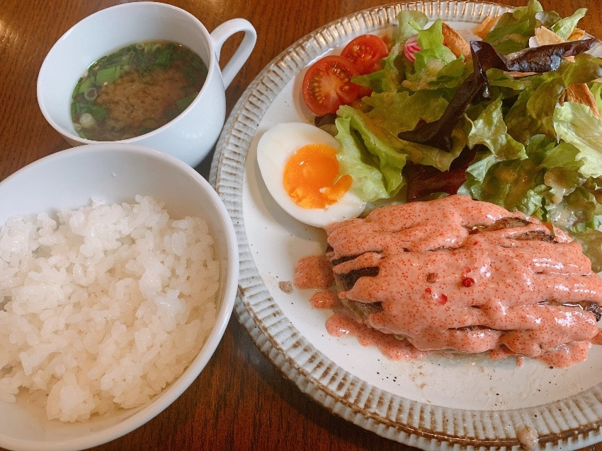 Cafeほしぞら ランチ