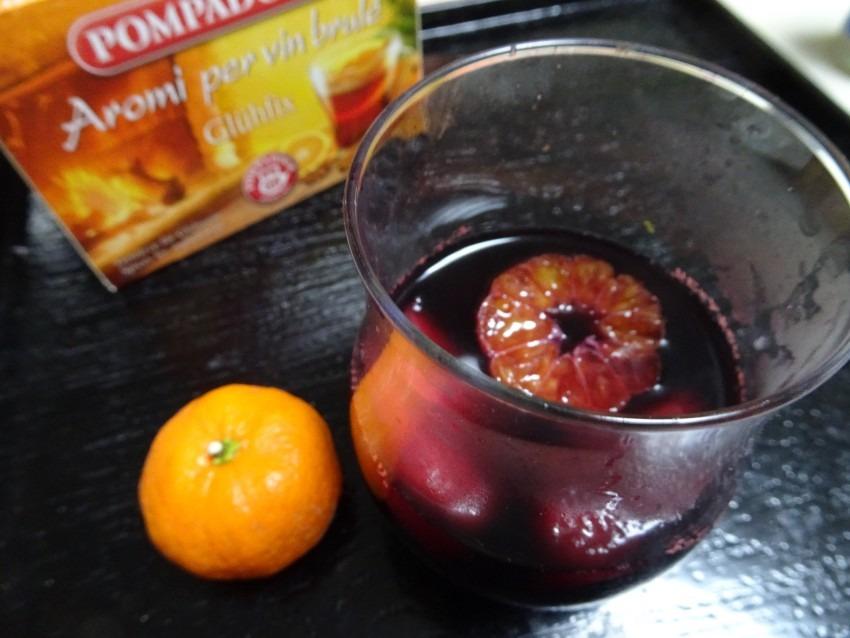 井原ワインでホットワイン♡