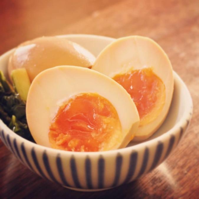 【味つけ卵】