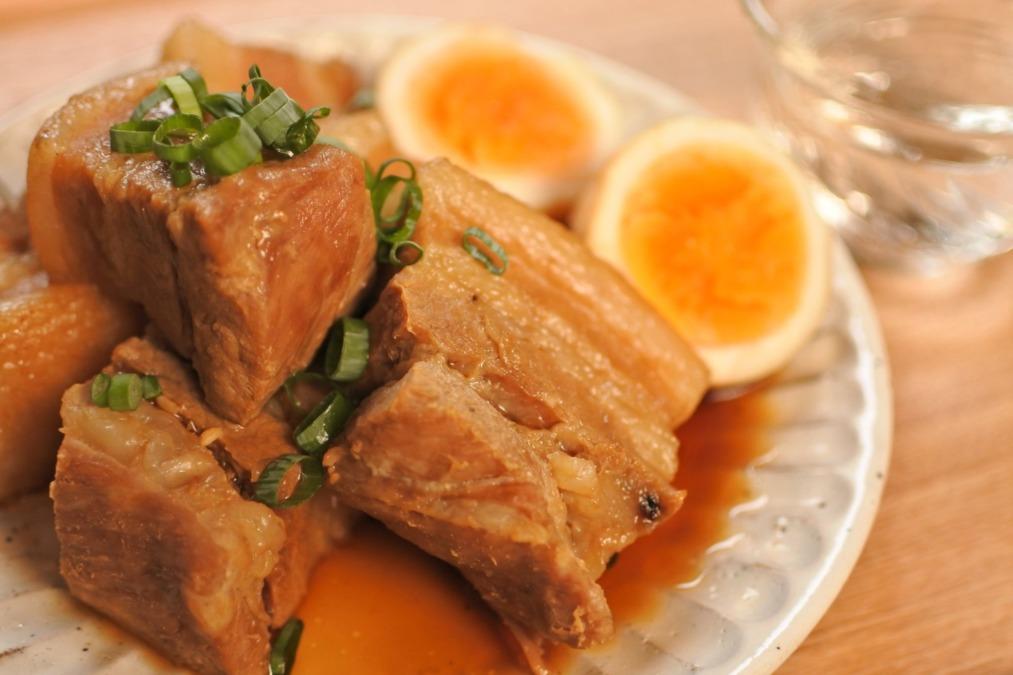 『豚肉の角煮』