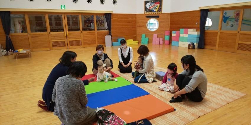 4/27(火)幼稚園で遊ぼう!